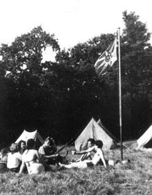 Freie Deutsche Jugend в Великобритании в 1939 году