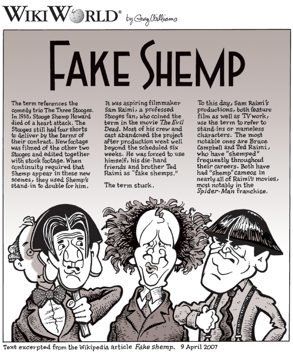 Shemp free