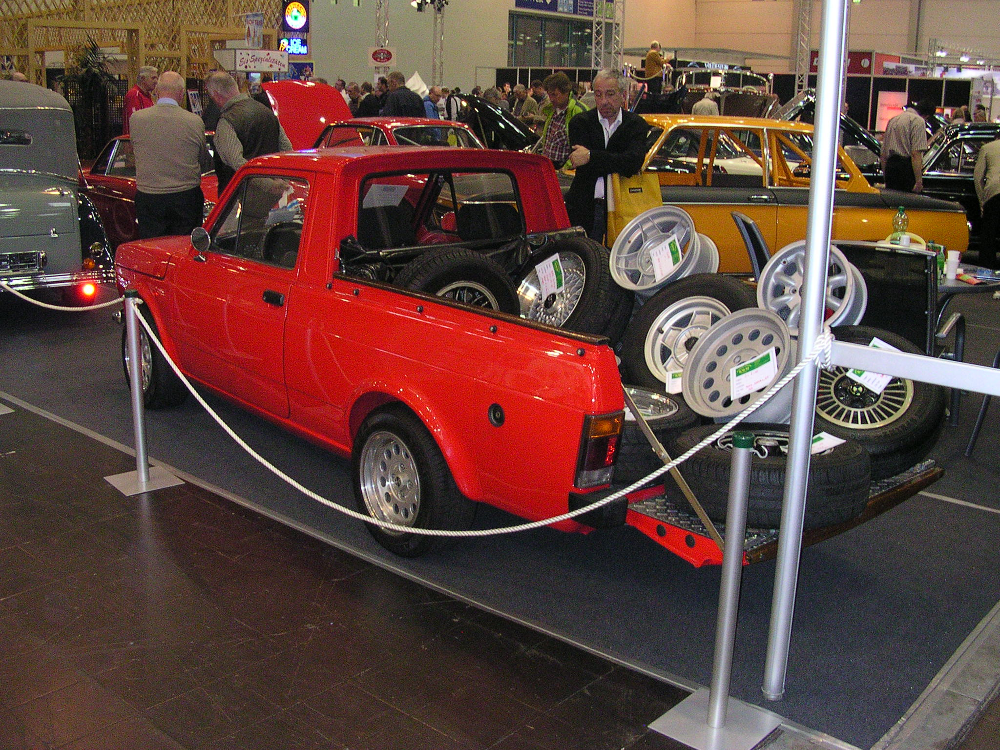 File Fiat 127 Pickup Hr Jpg Wikimedia Commons