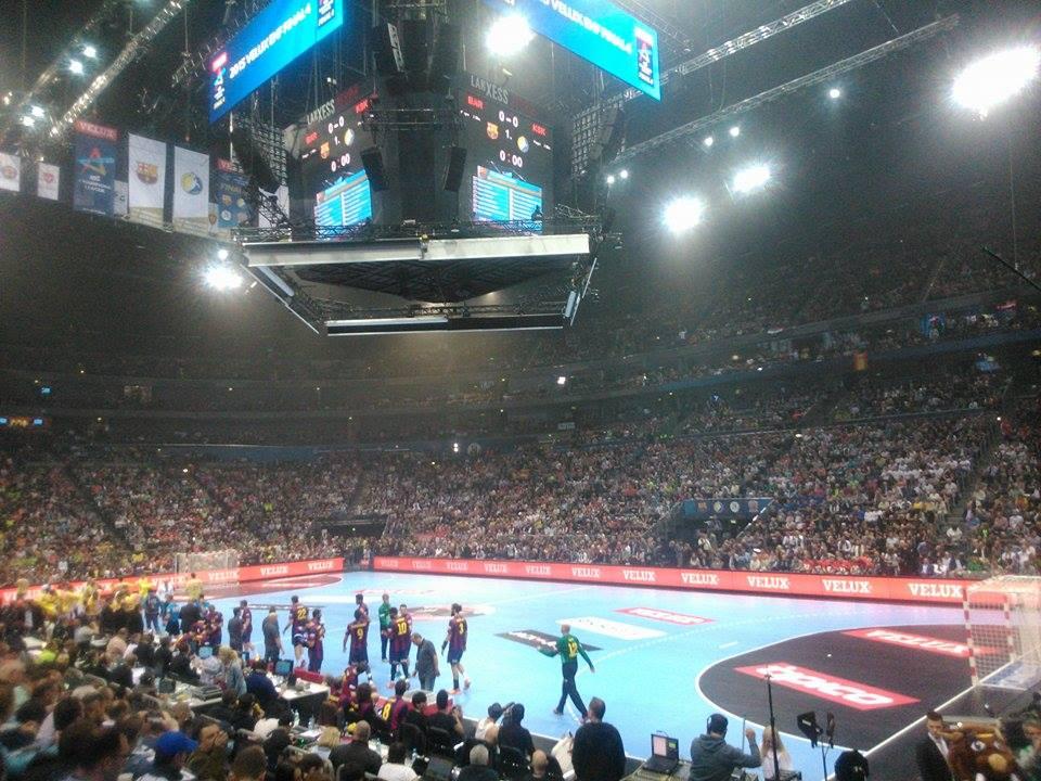 Liga de Campeones de la EHF 2014-15 - Wikipedia, la enciclopedia libre