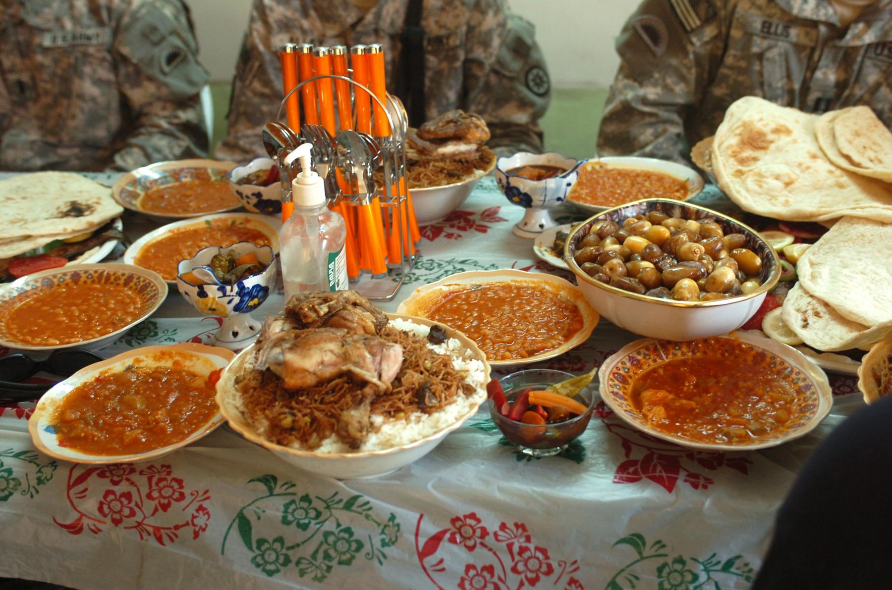 Muslim Food In Australia