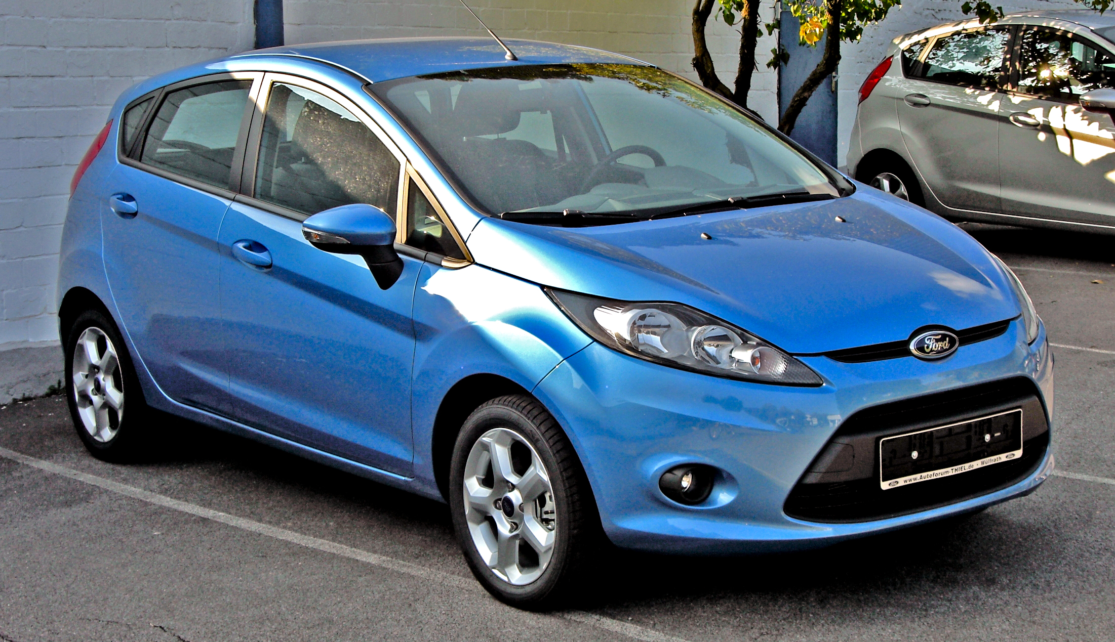 Ford Fiesta Review Car And Driver