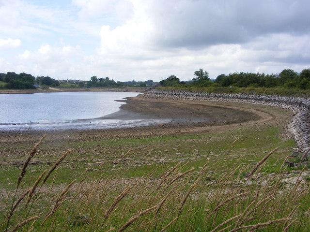 Foulridge lower reservoir - geograph.org.uk - 1400869