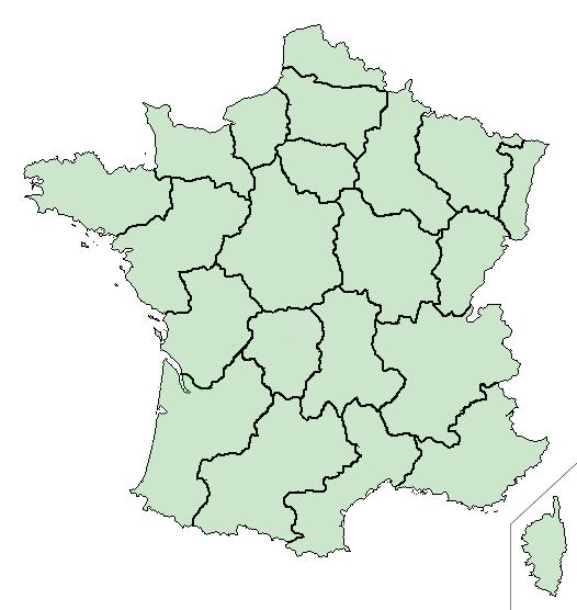 Fichier france wikip dia - Region la plus sure de france ...