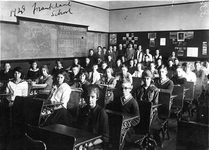 Educational system in 1920's in America Essay