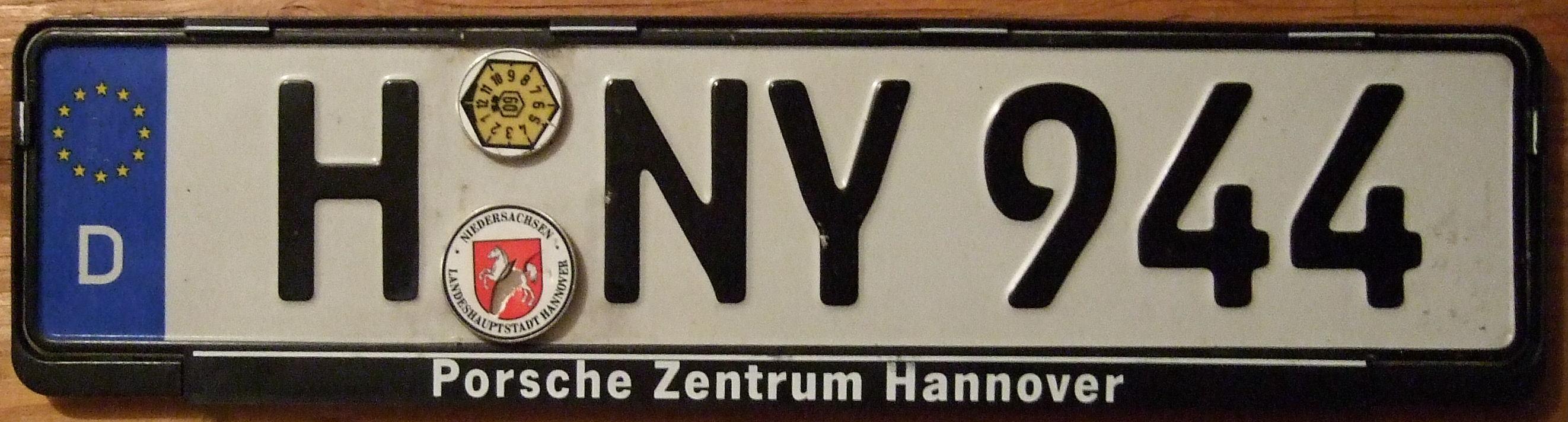 license deutsch