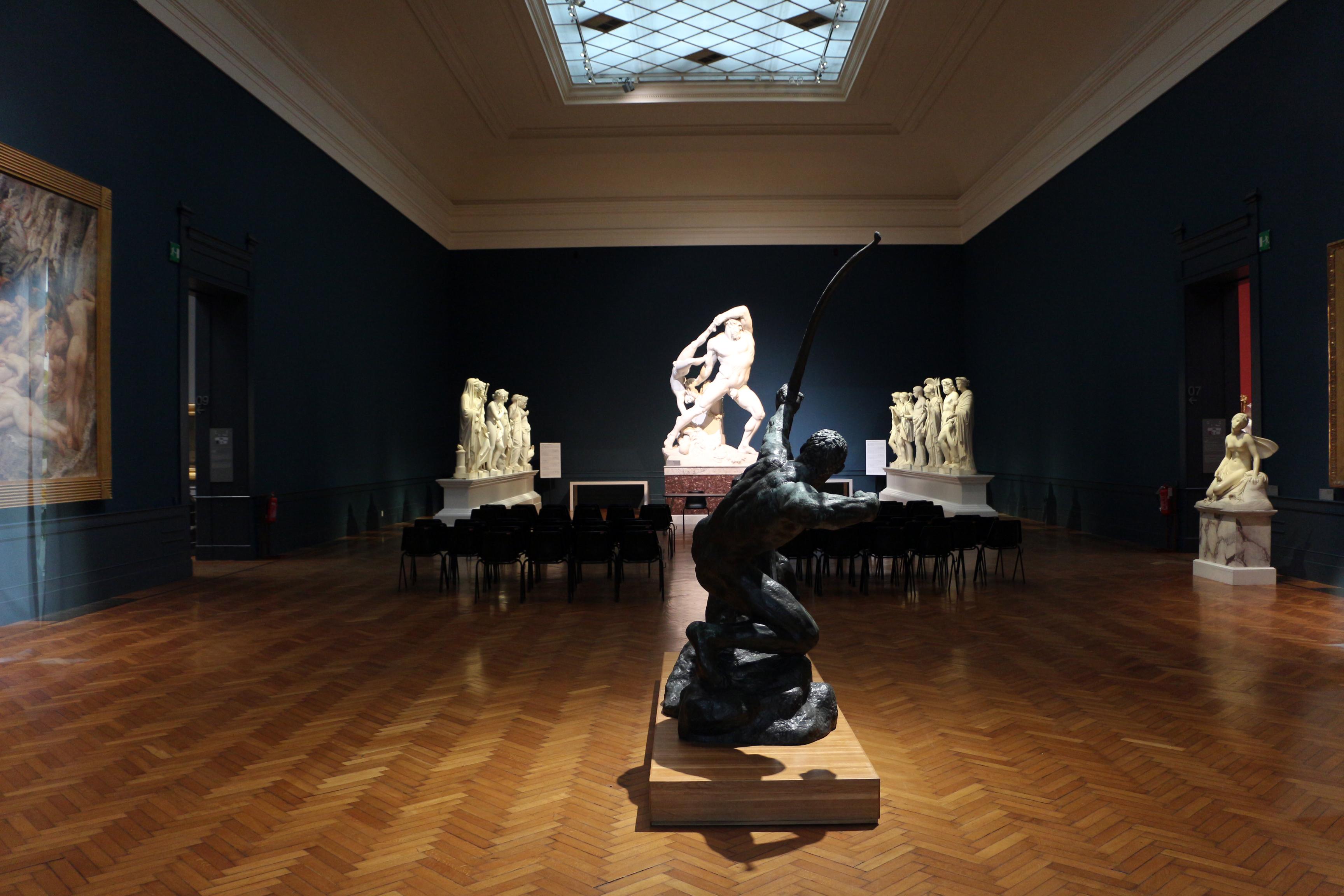 File galleria nazionale d 39 arte moderna sala di canova 01 for Galleria di foto di casa moderna