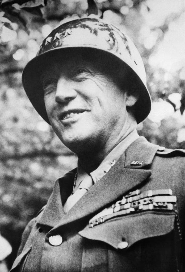 an introduction to the life of general george s patton jr Learn more about general patton and contact us today for licensing opportunities skip to content home biography early life born to a general george s patton jr a good plan violently.