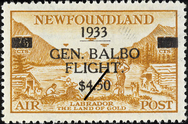 File:General Balbo Flight, Labrador, The Land of Gold, Air .jpg