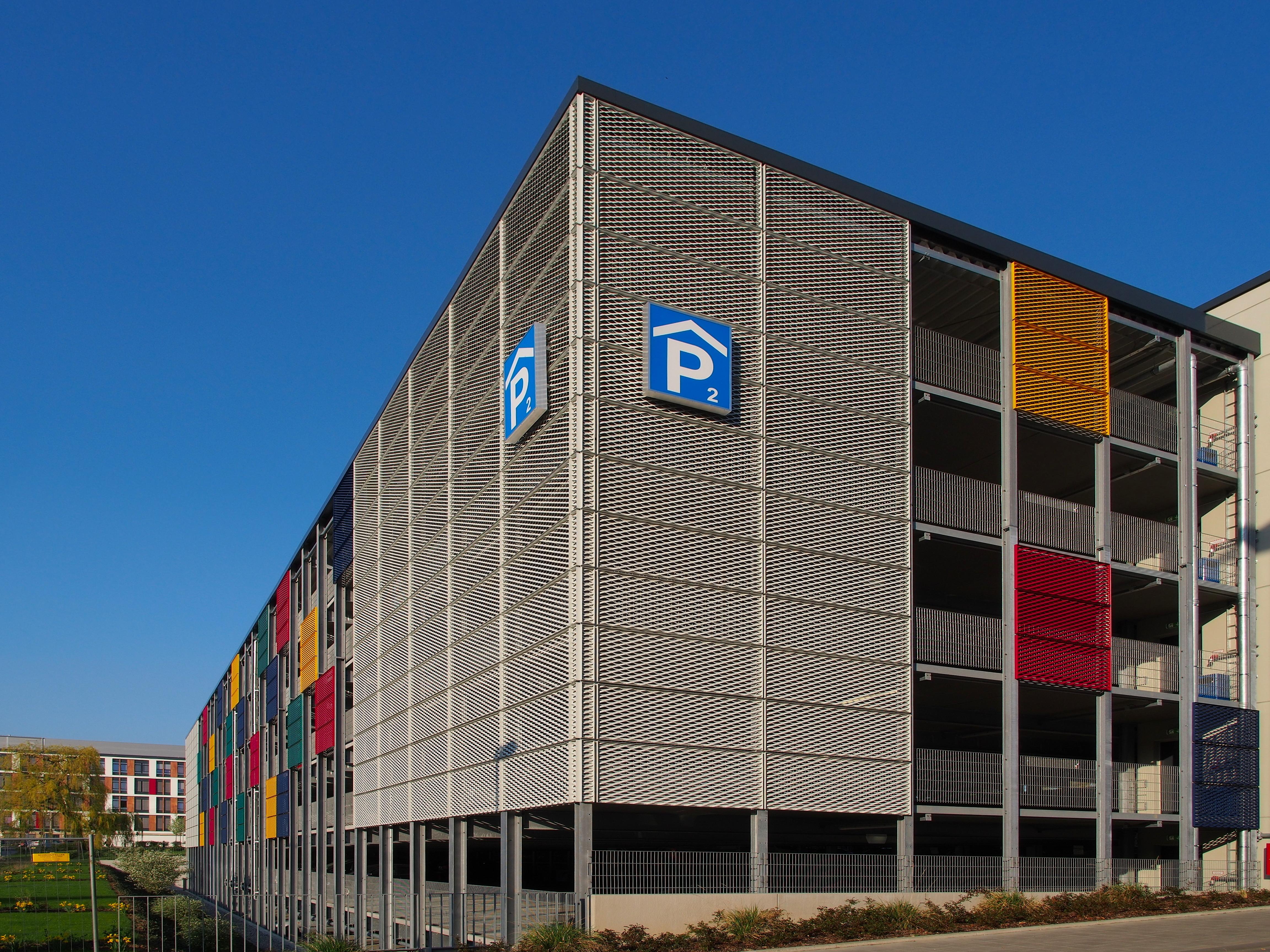 Gießen Parkhaus