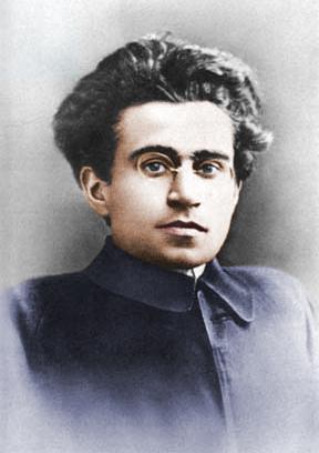affiche Antonio Gramsci