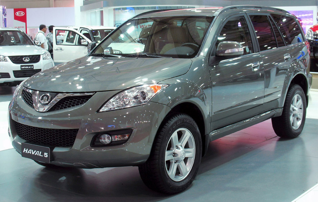 File:Great Wall Haval H5 2.4L 4WD 2010.jpg - Wikimedia Commons