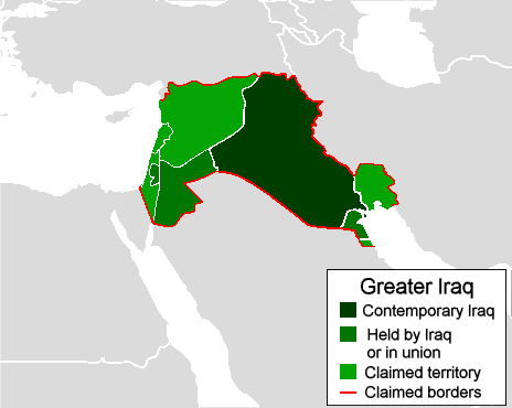 File:Greater Iraq.png - Wikimedia Commons A Dark Truth