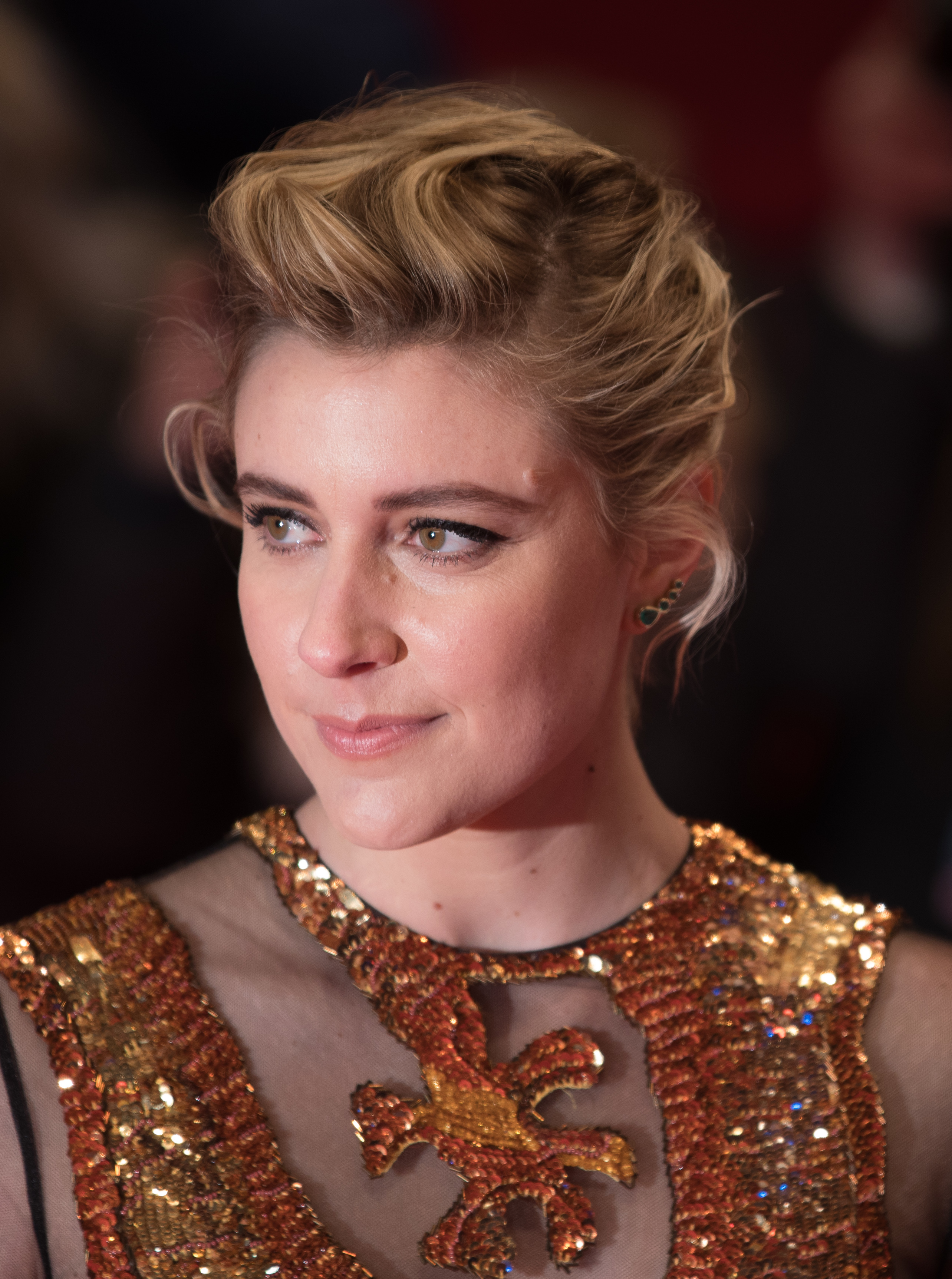 The 37-year old daughter of father Gordon Gerwig and mother Christine Gerwig Greta Gerwig in 2020 photo. Greta Gerwig earned a million dollar salary - leaving the net worth at 2 million in 2020