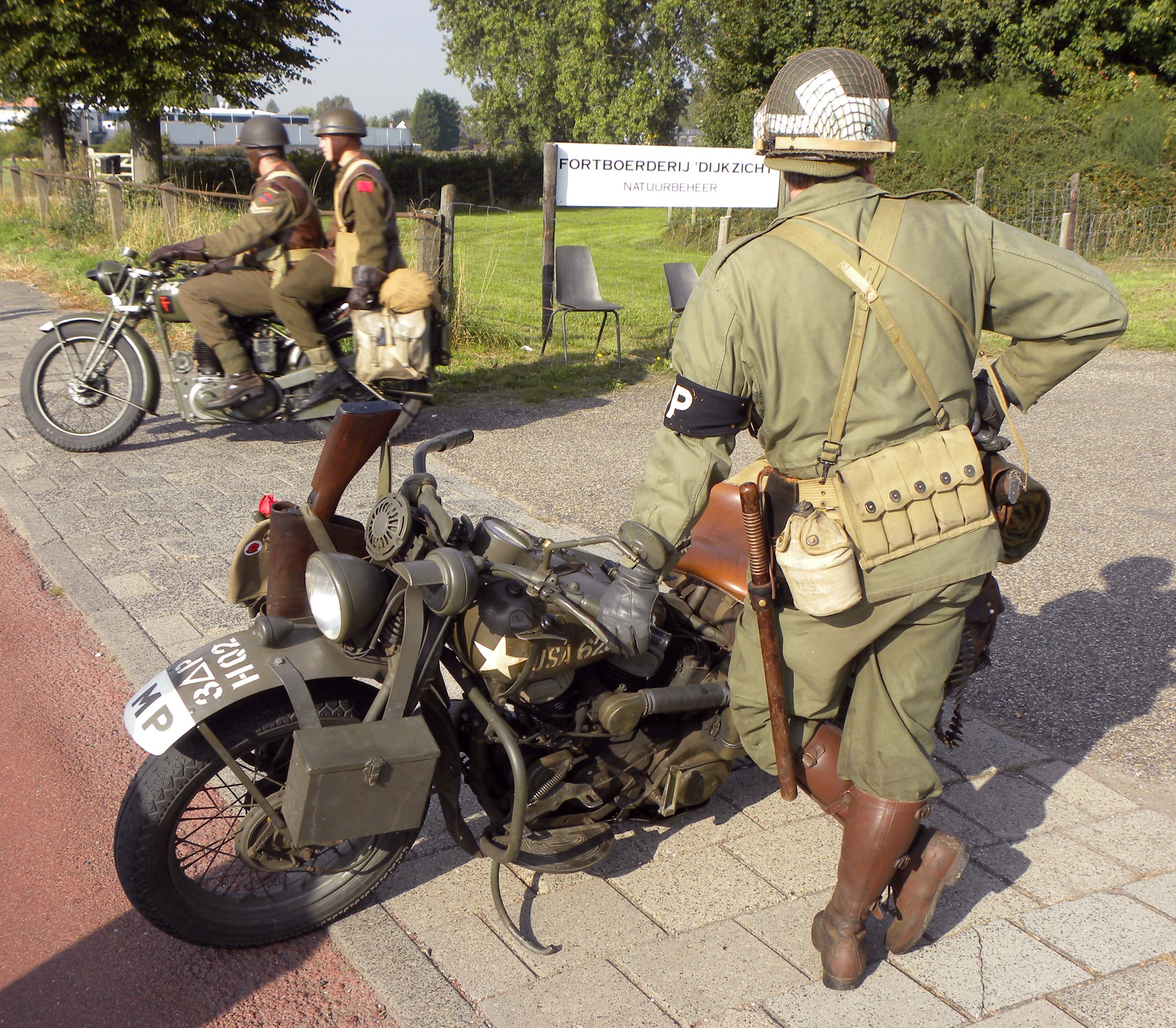 Harley Davidson Wla Type