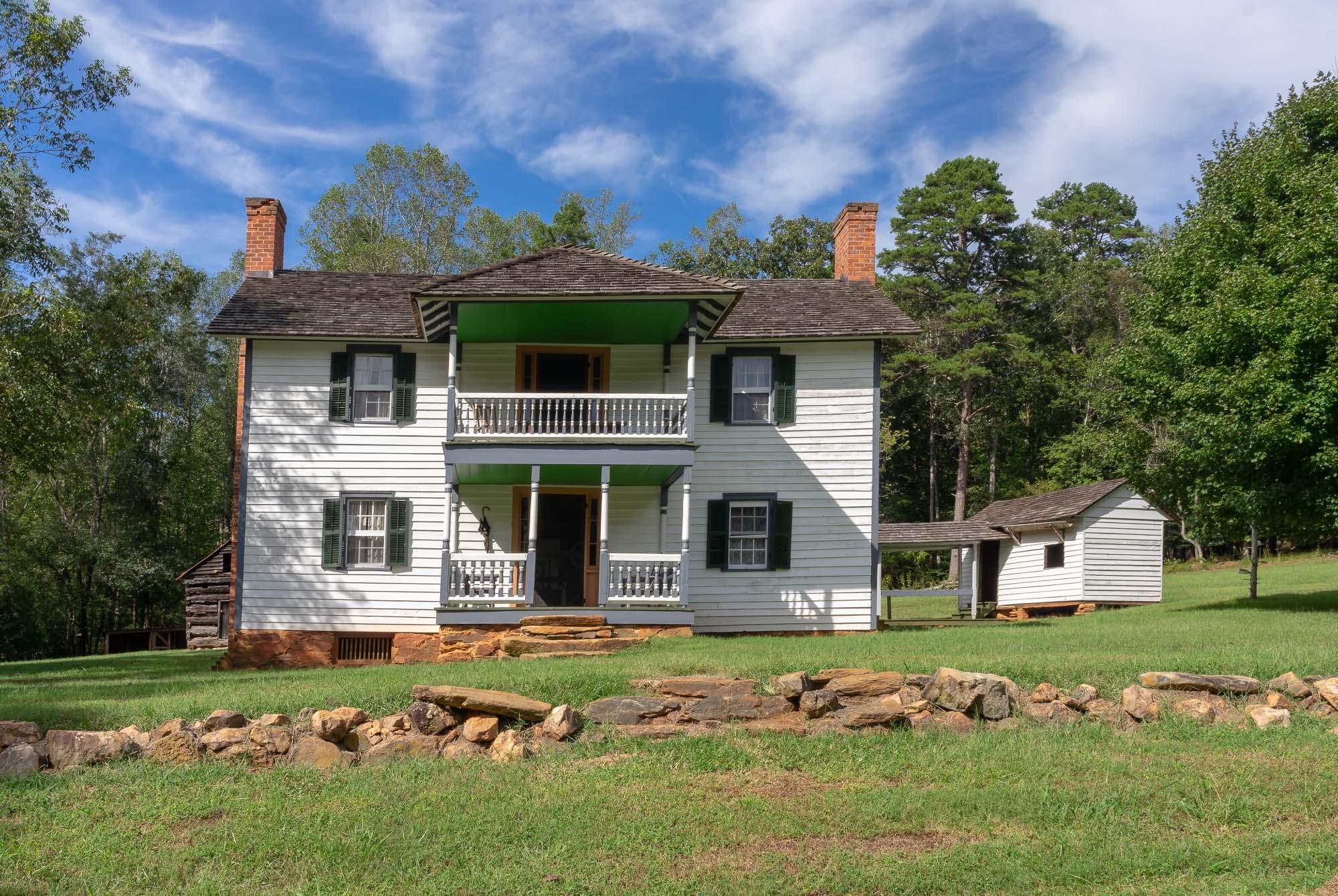 Horne Creek Living Historical Farm Wikipedia