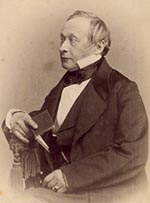 Friedrich Frey-Herosé member of the Swiss Federal Council