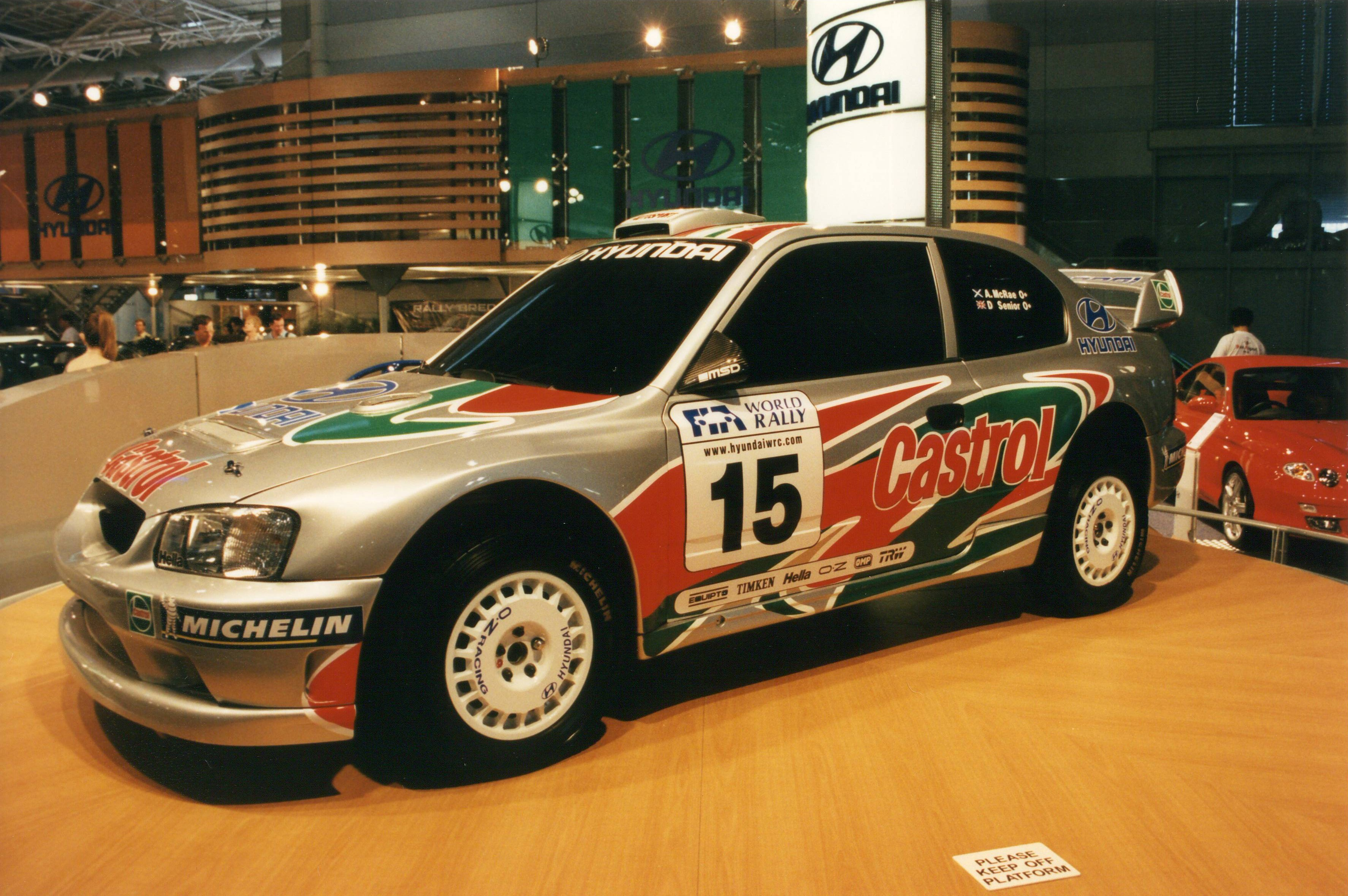 File Hyundai Accent Wrc Rally Car 17087258390 Jpg Wikimedia Commons