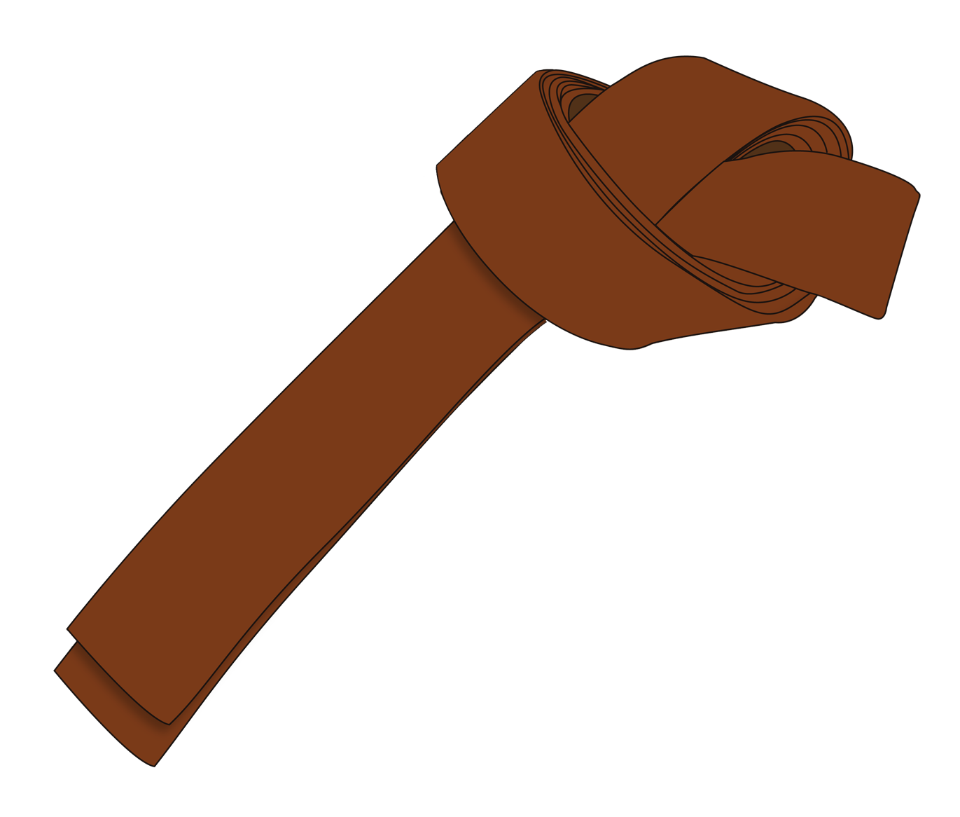 file ichf brown belt 4th gup large png wikimedia commons