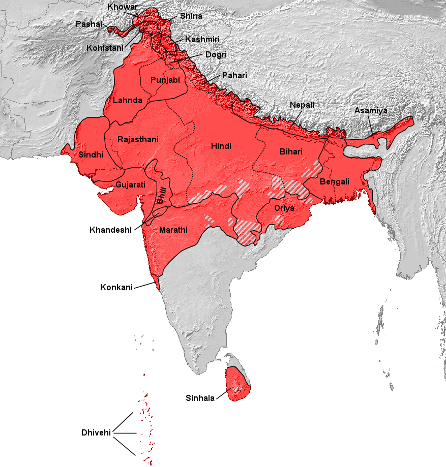 File:Indoarische Sprachen.png - Wikimedia Commons