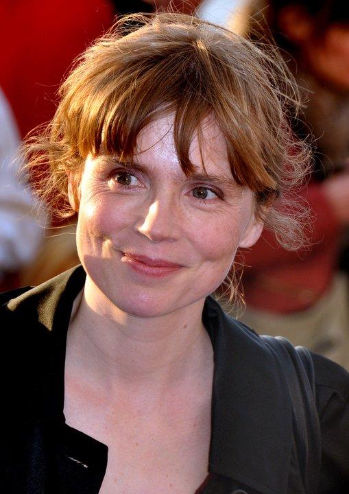 Isabellé Carré au festival du film de Cabourg   Photo : Wikimedia.