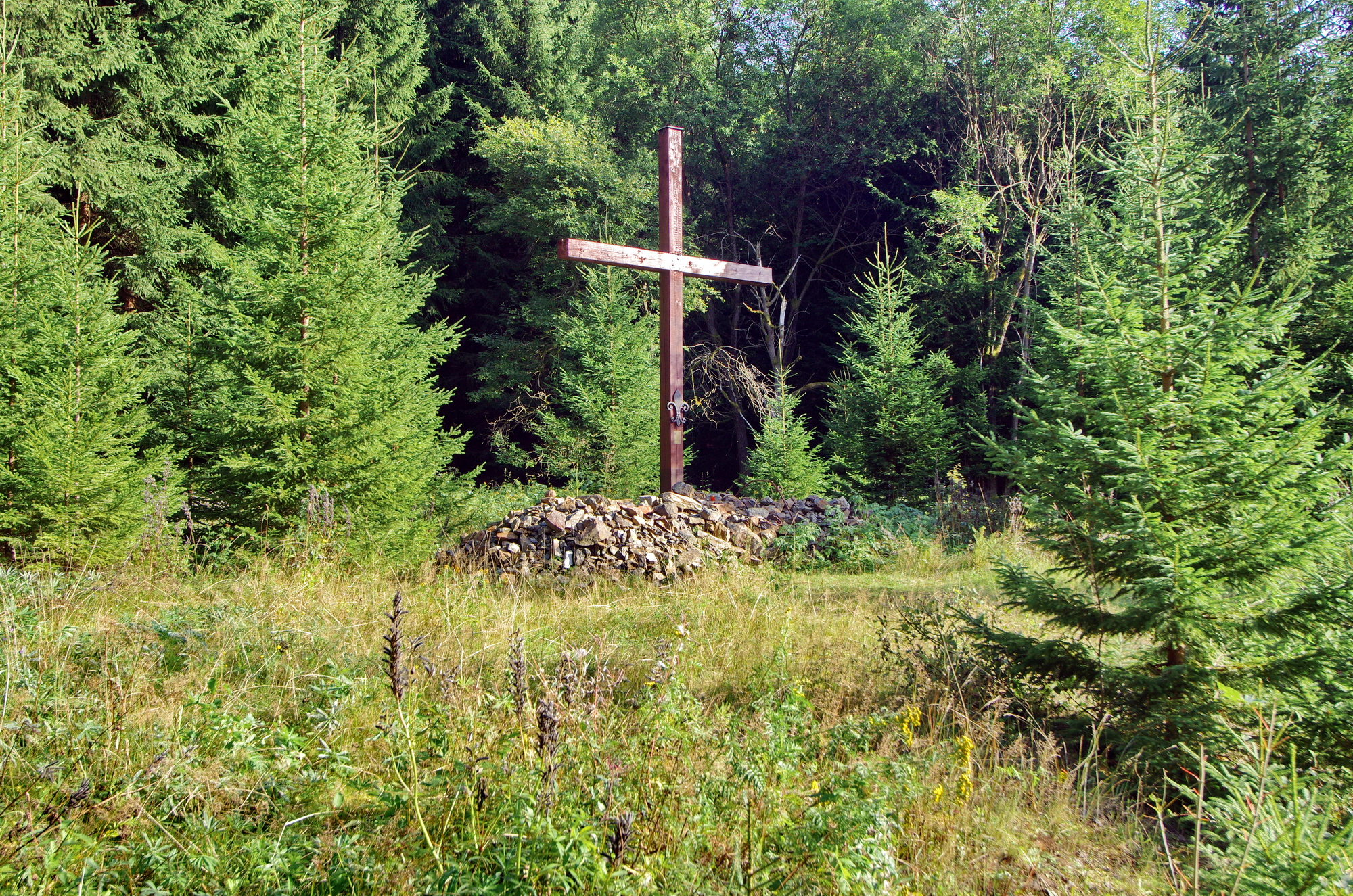 Výsledek obrázku pro Skautský kříž