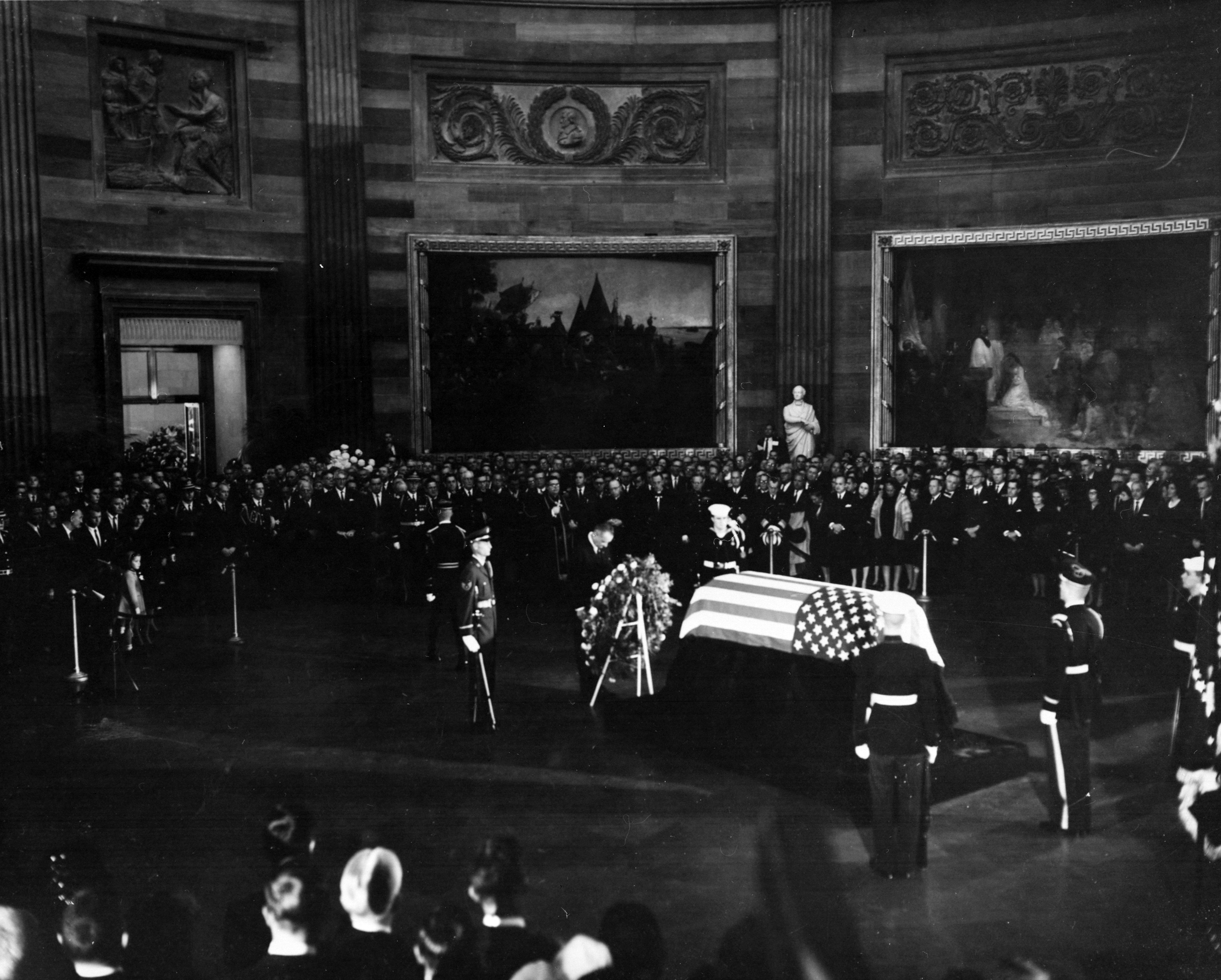 account of the assassination of president john f kennedy Five decades after his assassination shocked the world, former us president john f kennedy can now be heard delivering the speech in dallas, texas that he never made.