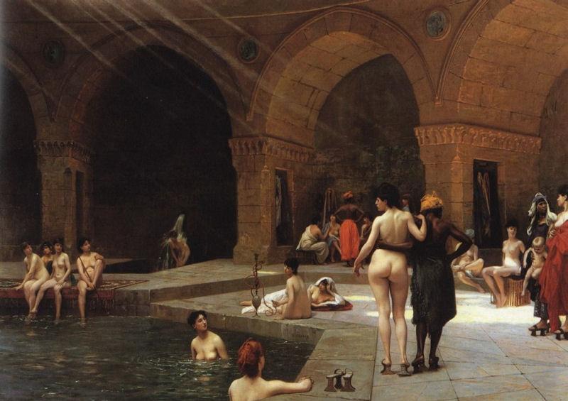 The Great Bath at Bursa