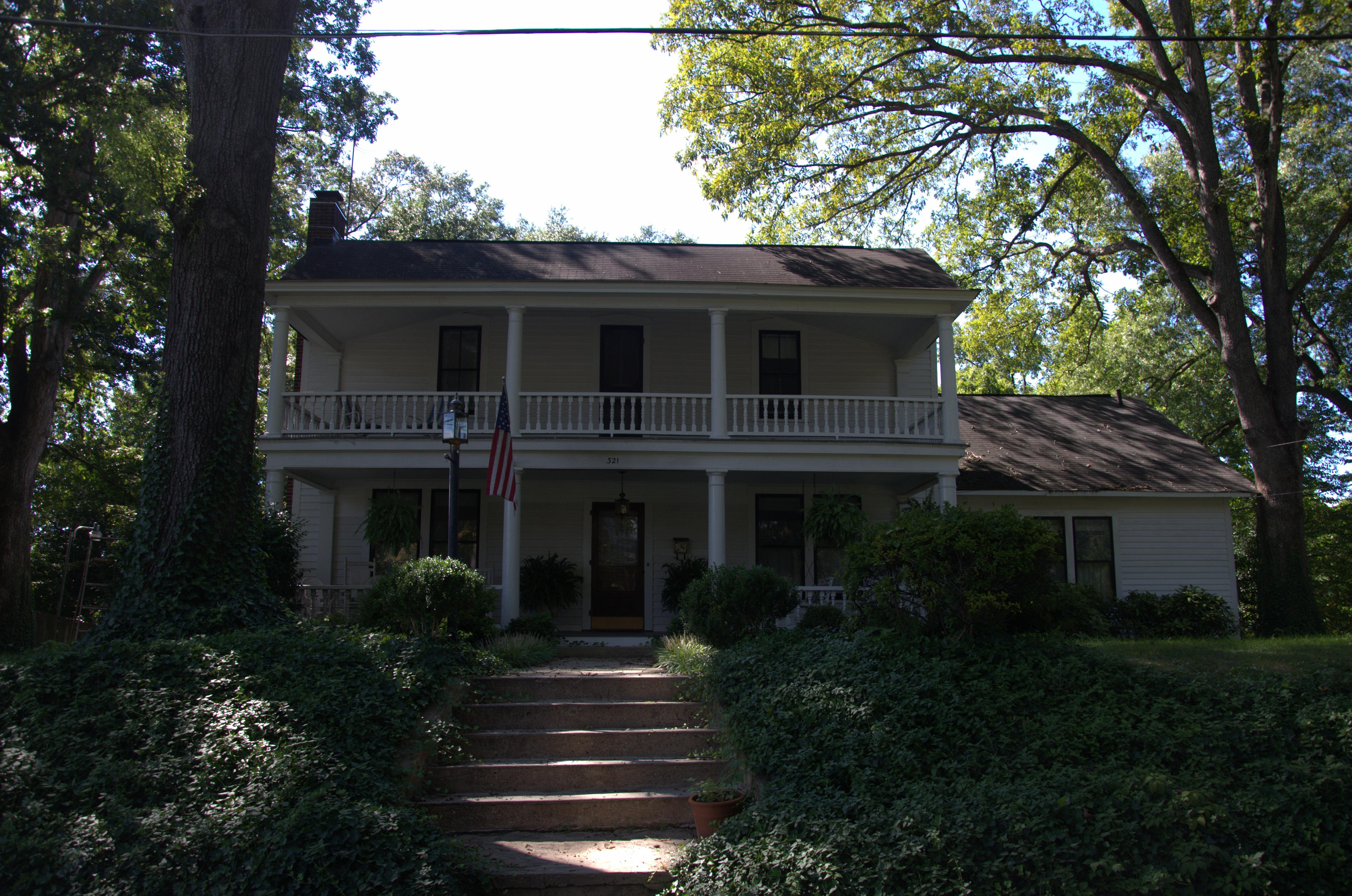 The Carolina House House Plans