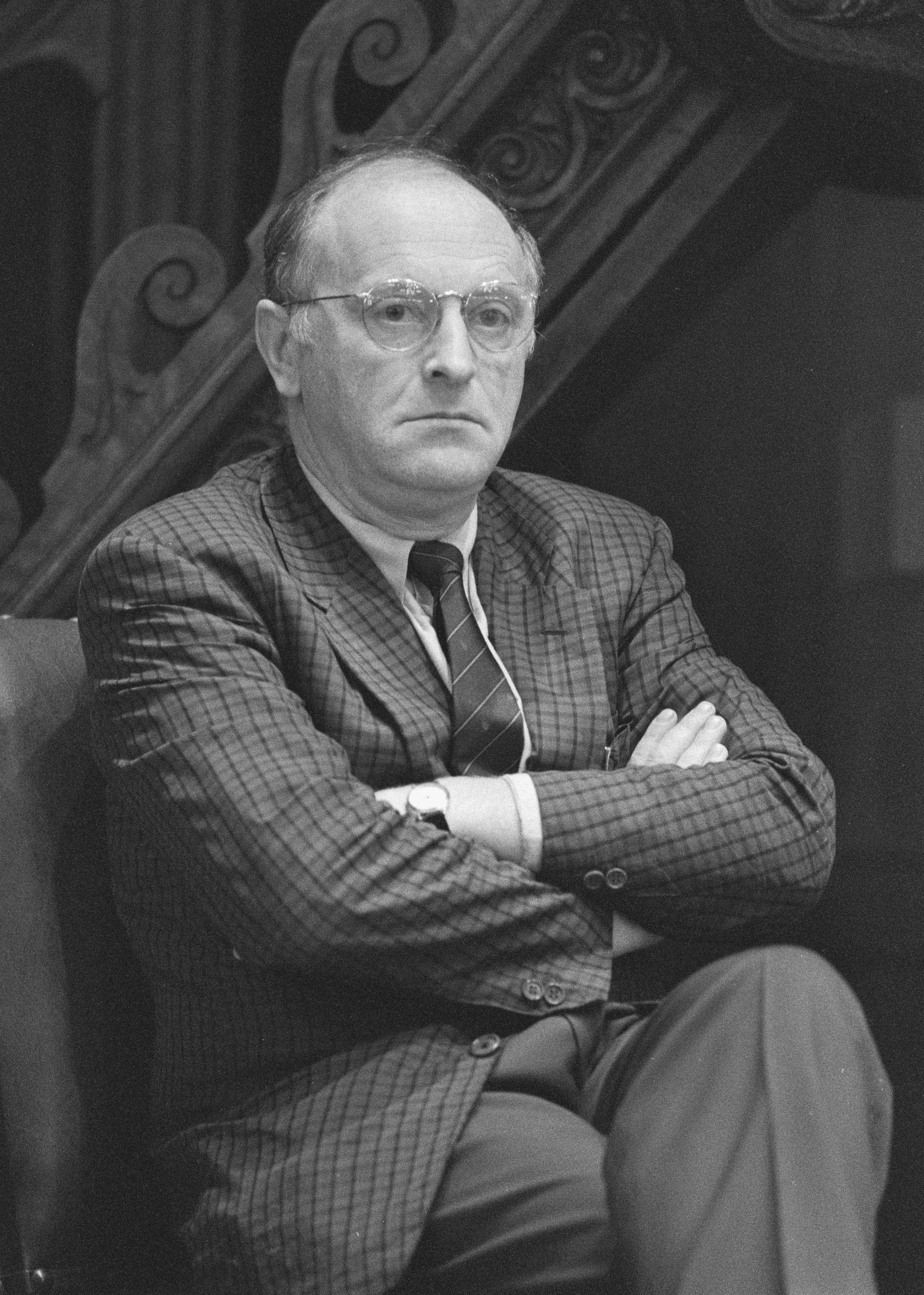 Portrait of Joseph Brodsky