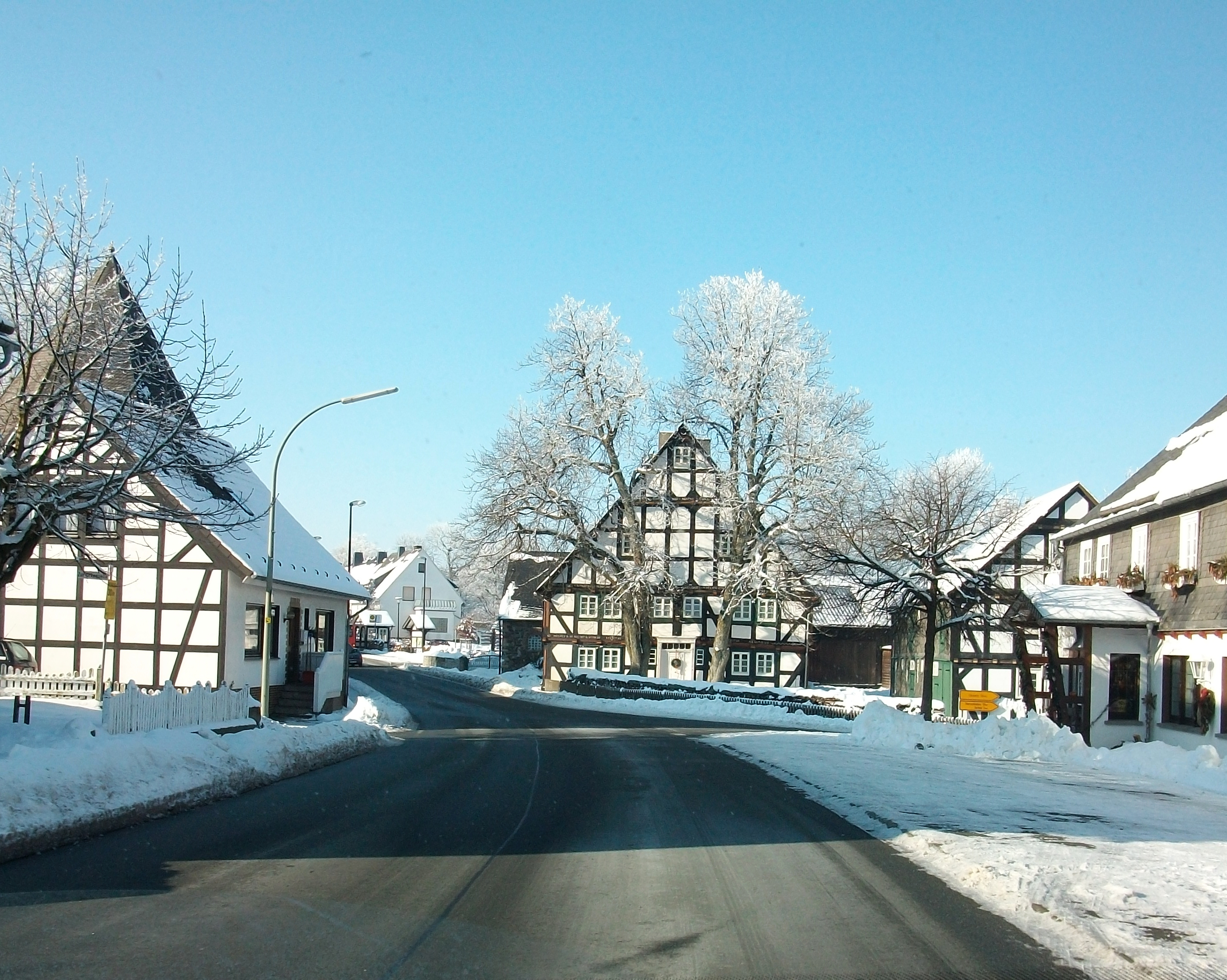 Medebach Germany  City new picture : Küstelberg Medebach Wikimedia Commons