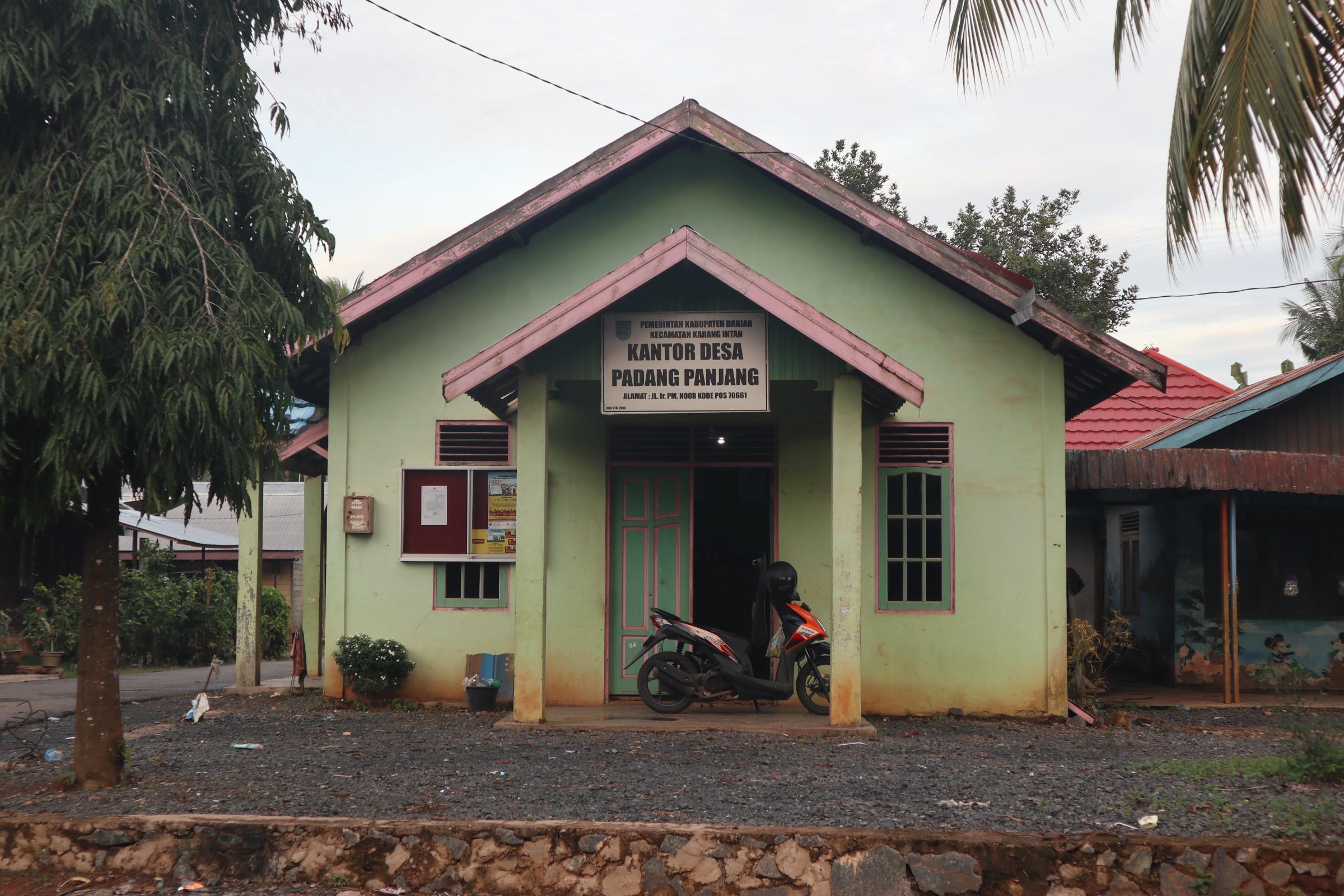 Padang Panjang Karang Intan Banjar Wikipedia Bahasa Indonesia Ensiklopedia Bebas