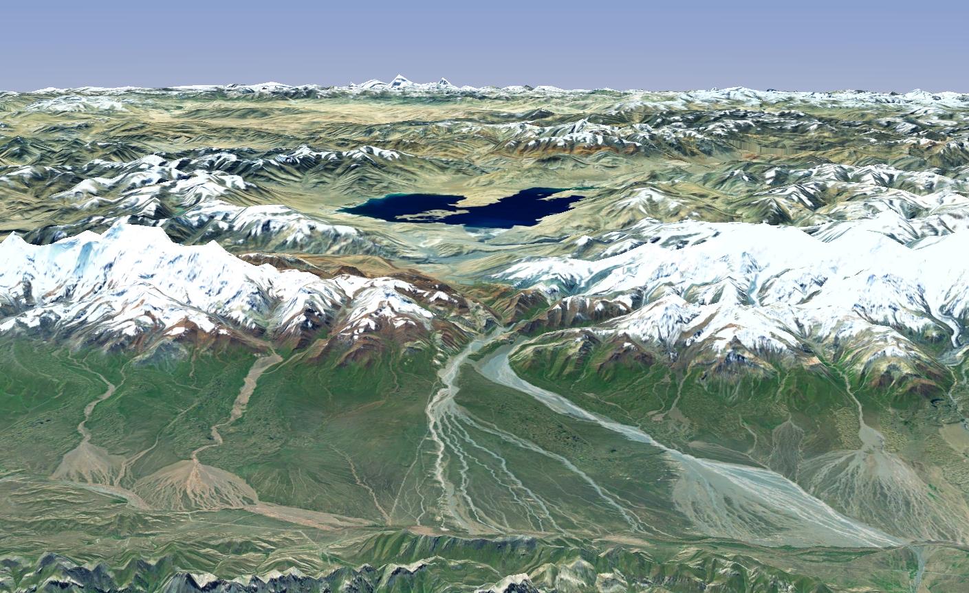 Karakul Lake Map File Karakul Lake Kyzylart