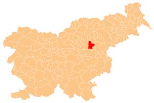 Karel Destovnik Kajuh (district)