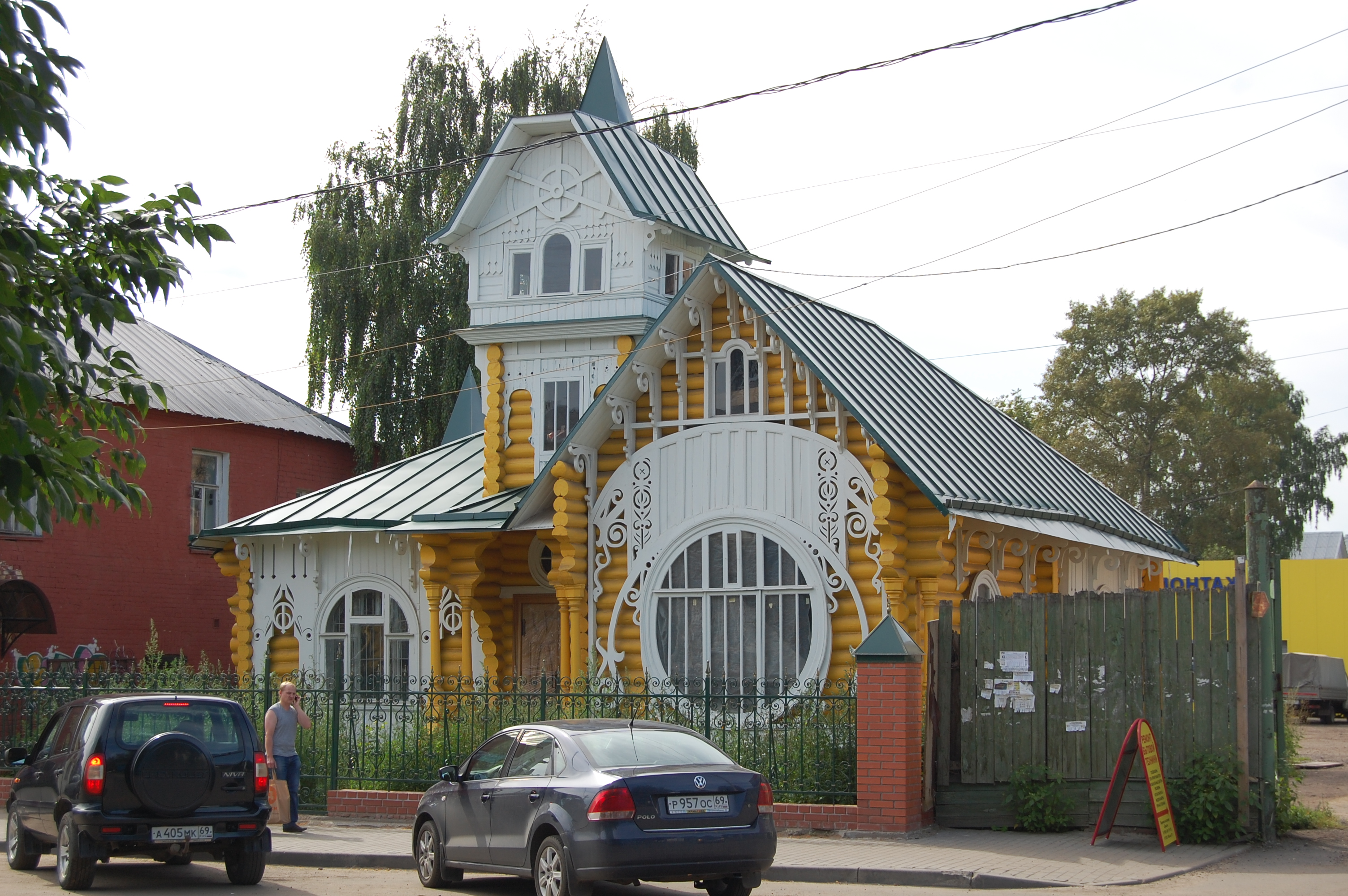 Build a house in Tver 13