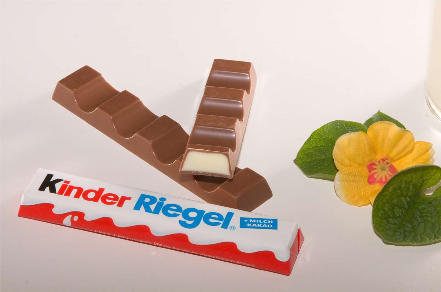 Description kinder riegel ak