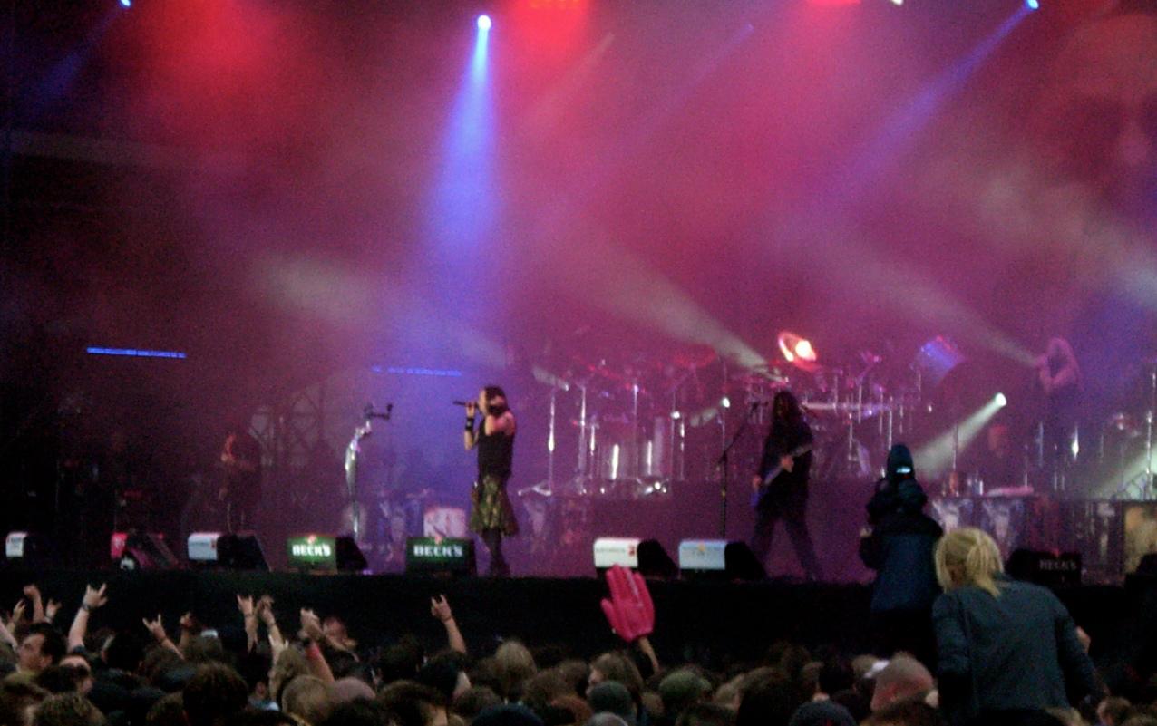 Korn Concert Tour Dates