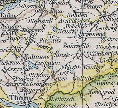 Briesen Westpreußen