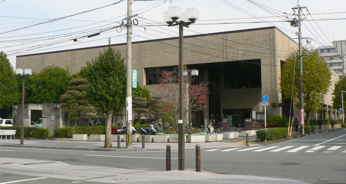 熊本 市立 図書館 熊本市立図書館