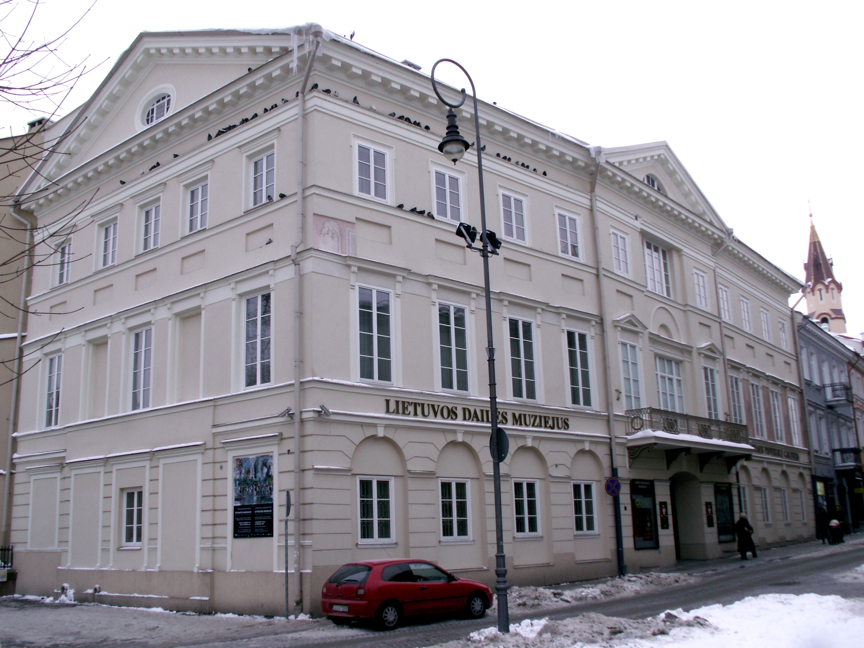 Lithuanian Art Museum Wikipedia