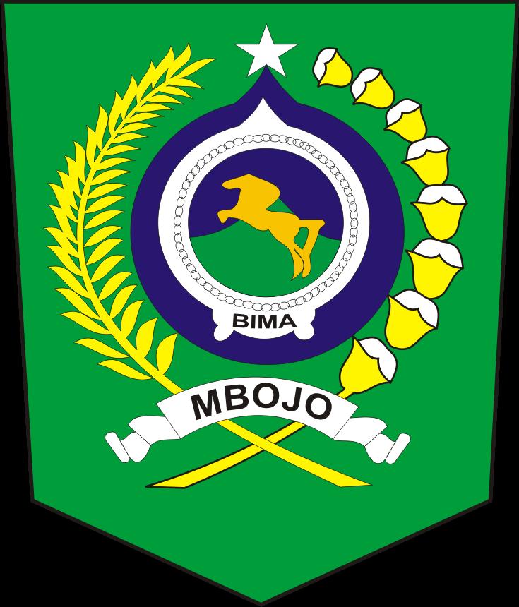 Berkas Lambang Kabupaten Bima Png Wikipedia Bahasa Indonesia Ensiklopedia Bebas