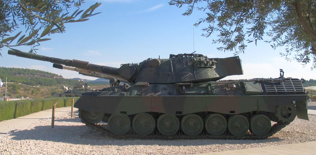 Leopard 1 World Of Tanks