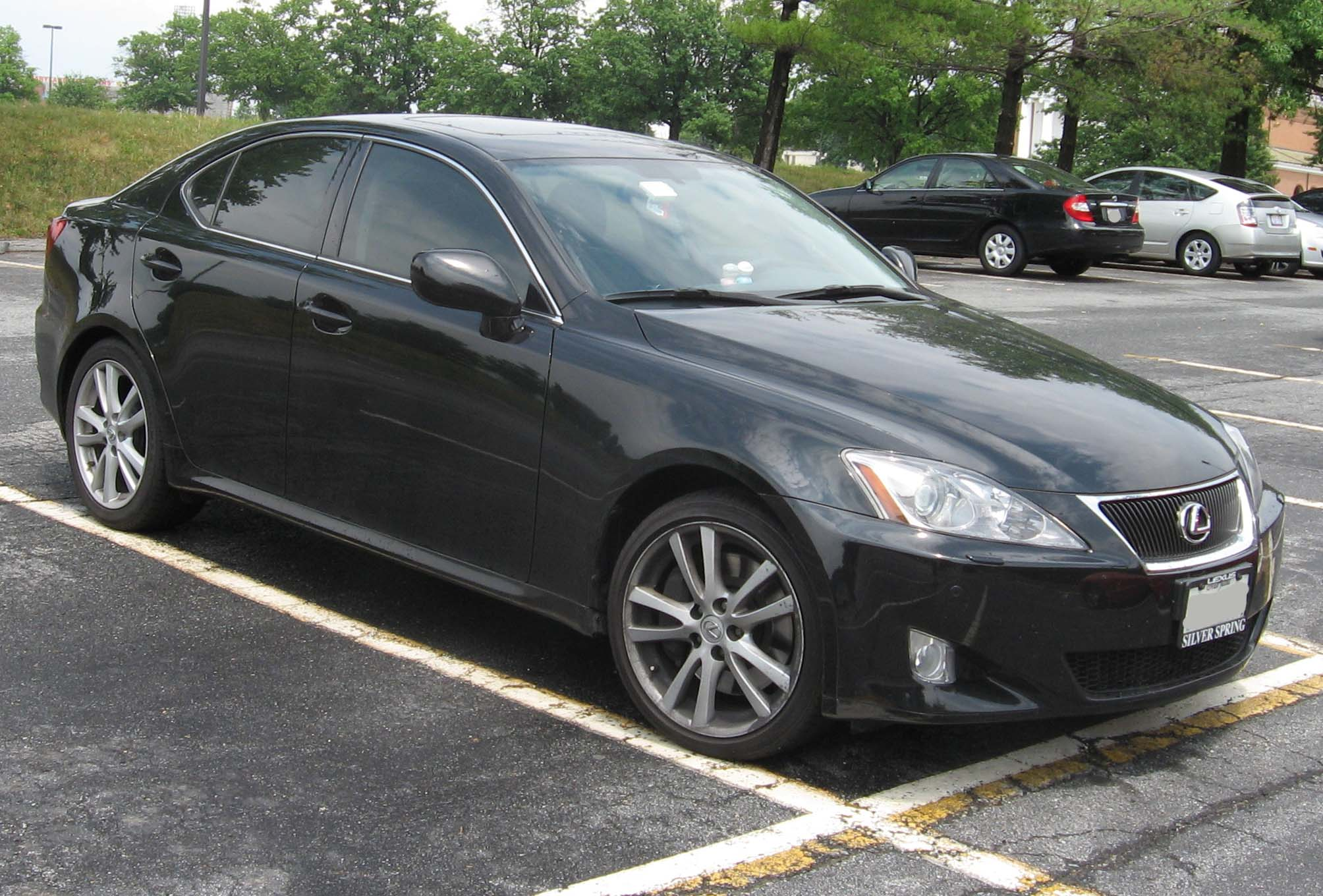 File Lexus Is350 Jpg Wikimedia Commons