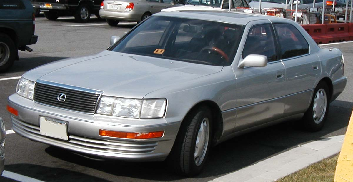 File Lexusls400 Jpg Wikimedia Commons