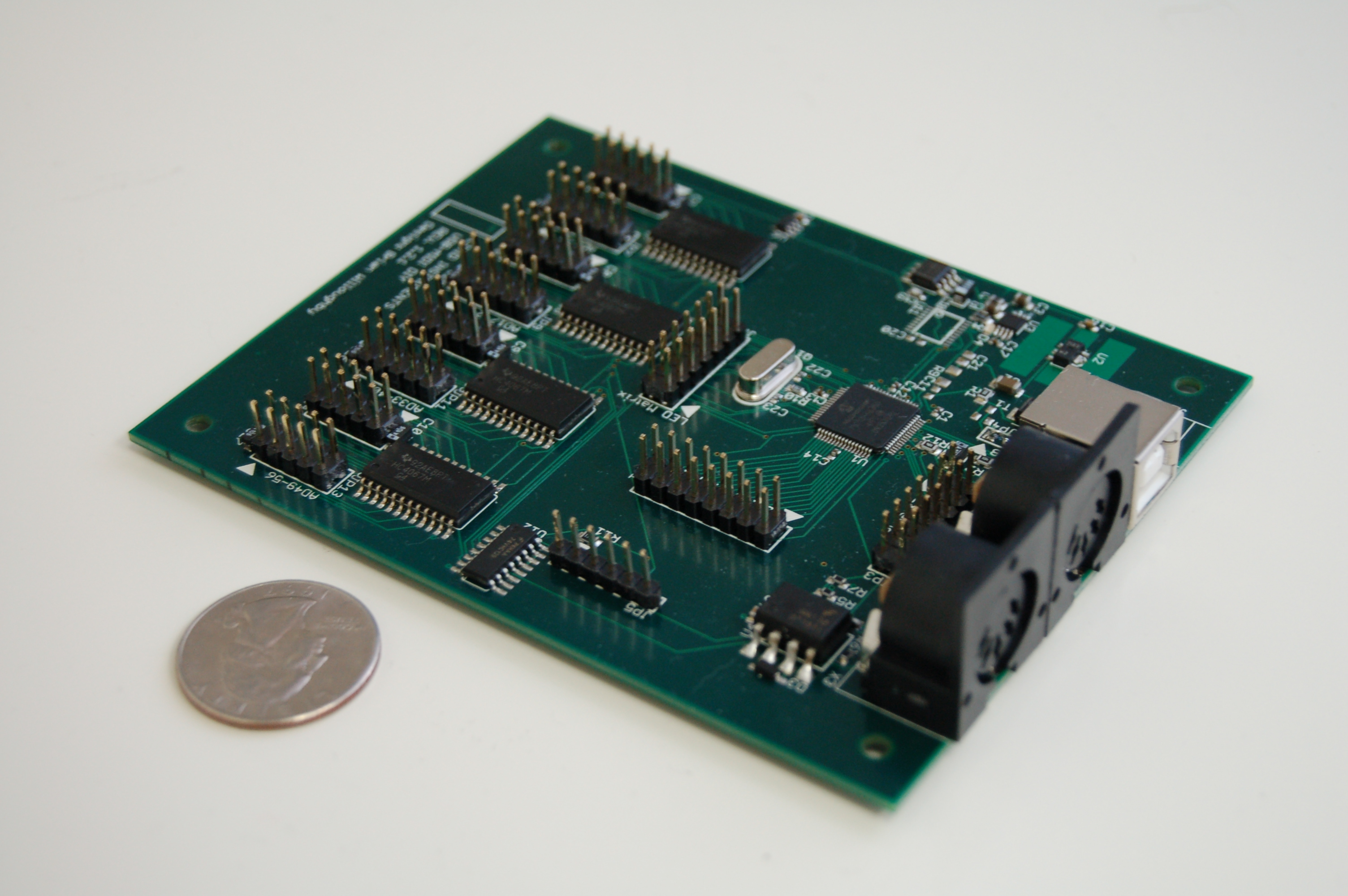 File:Livid Builder Brain board compared with a coin - angled (2010 ...