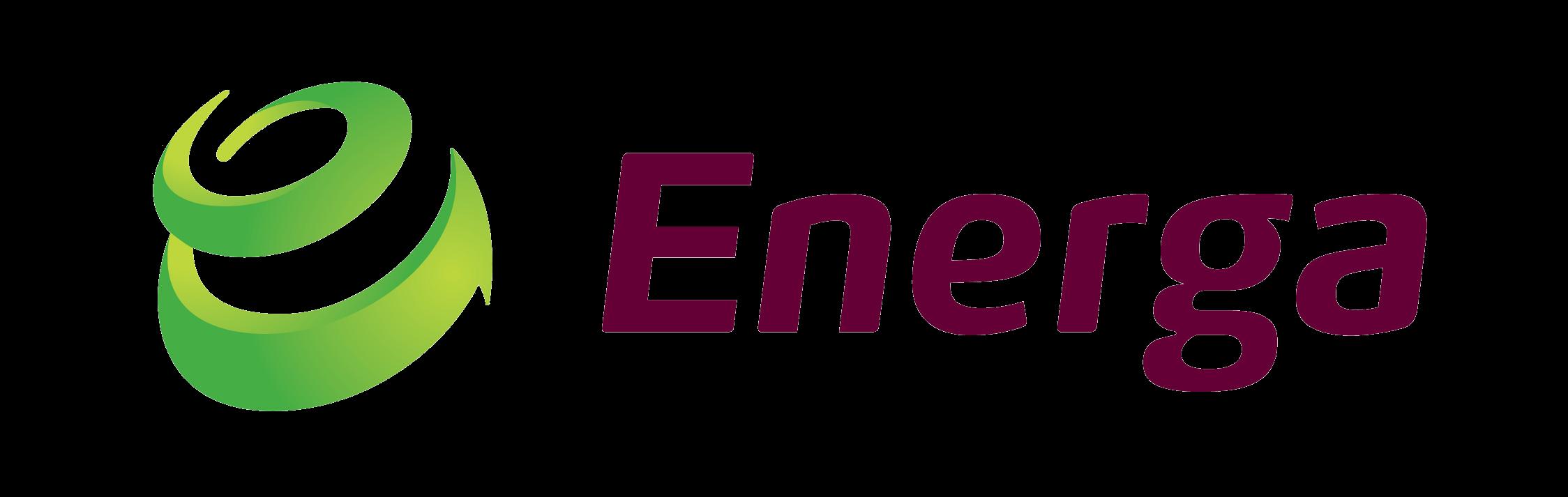 Znalezione obrazy dla zapytania Energa logo