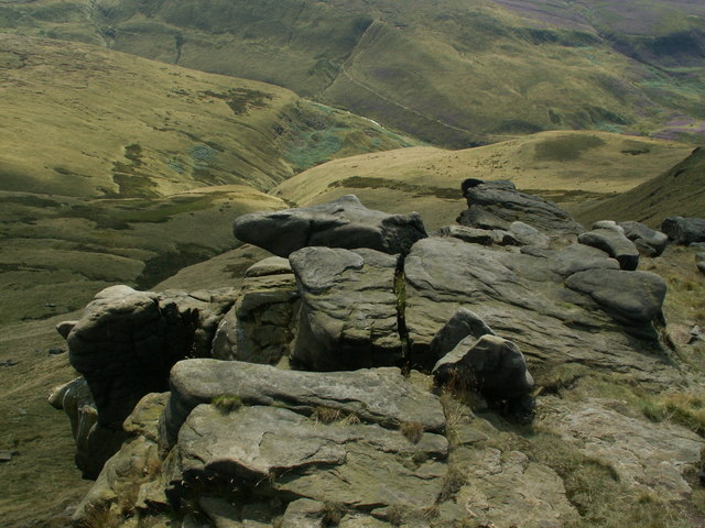 Lower Shelf Stones - geograph.org.uk - 1483322