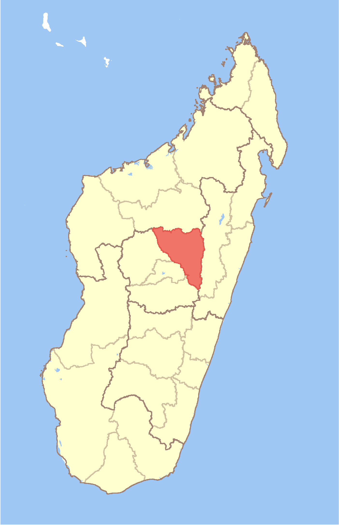 Carte Statistique Madagascar.Analamanga Wikipedia