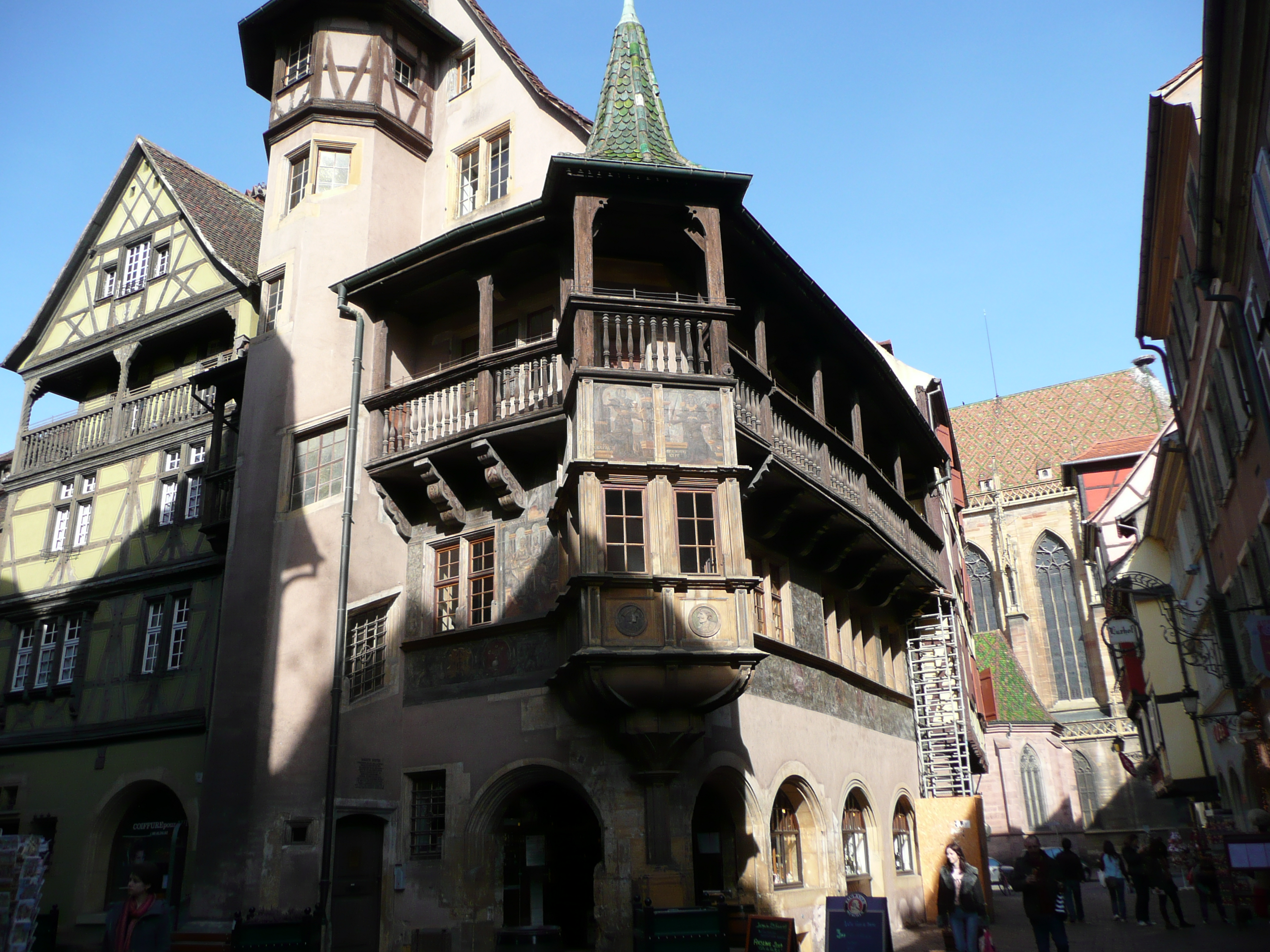 خانه فیستر The Pfister House