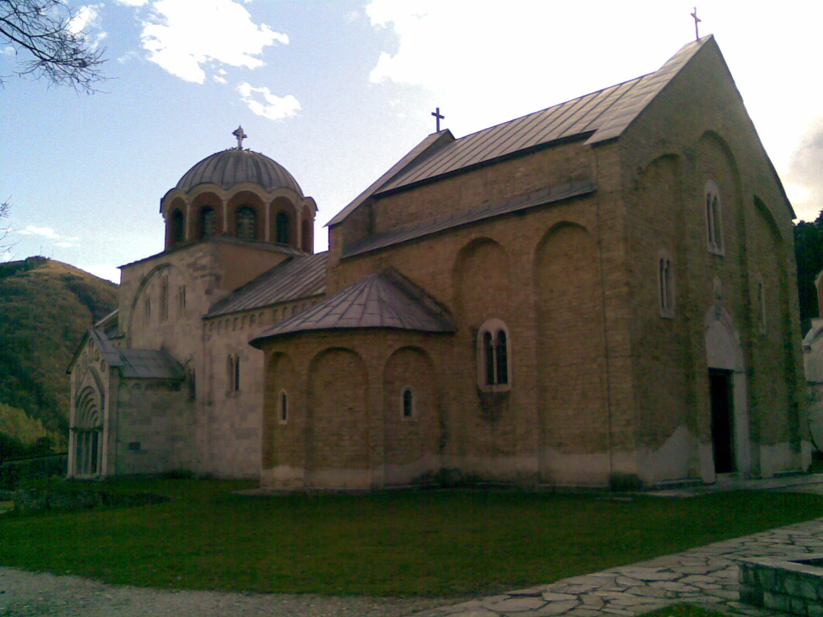 Klosteret Studenica